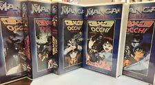 Manga Yuzo Takada 3x3 Occhi  5 VHS
