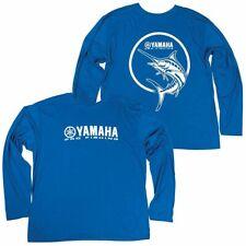 """Yamaha Pro Fishing """"Marlin"""" Shirts Factory Certified"""
