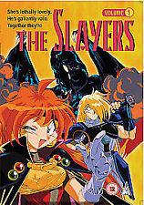 The Slayers Vol.1 (DVD, 2009)