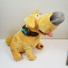 "Disney Store Movie UP Dug Doug DOG Pixar 15"" Plush"