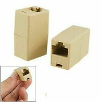 RJ45 to RJ45 Ethernet LAN Network Cable Lead Joiner Adapter Coupling Connector