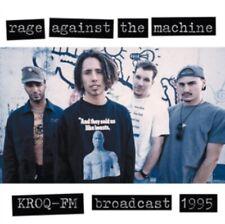 RAGE AGAINST THE MACHINE : KROQ FM BROADCAST 1995 : LTD COLOUR VINYL LP