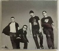 U2 –ELEVATION- CD SINGLE CD4 DIG 2 JUL 2001 UK FACTORY