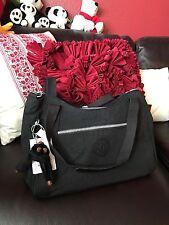 KIPLING WAYLON Handbag Shoulder CrossBody Bag Black