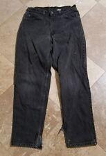 Levis 30x30 Dark Wash Red Tab Jeans Black Pants