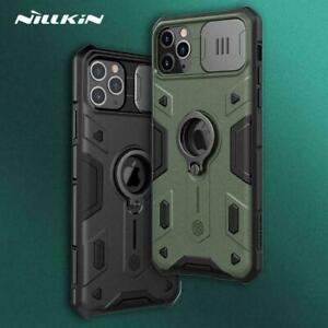 Nillkin CamShield Armour Slide Camera Kickstand Case Cover For iPhone 12 Pro Max
