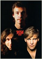 Wall Calendar 2020 (12 page 20x30cm) RUSH Music Poster Photo M1534