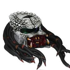 Predator Casco da moto da equitazione Sicurezza del casco Individualità Trecce
