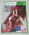 WWE 2K15 for Xbox 360 Brand New! Factory Sealed! Fast Shipping!
