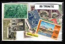 Trinité-et-Tobago - Trinidad and Tobago 50 timbres différents