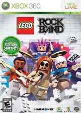 LEGO Rock Band - Xbox 360 Game
