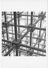M.C. Escher postcard  Cubic space division 1952