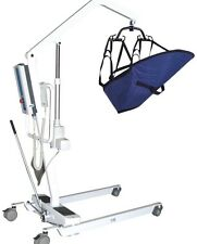 Bariatric Electric Patient Lift with Rechargeable Battery 13244 Drive Medical