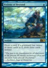 Visions of Beyond FOIL | NM- | M12 | Magic MTG