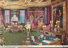 Wiltshire Postcard - The Drawing Room, Longleat, Warminster   LC6303