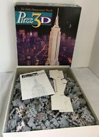 Puzz-3D Empire State Building 3D Puzzle 902 Pieces Over 3 Feet Tall
