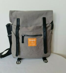 Ally Capellino For Tate Canvas Satchel Messenger Bag
