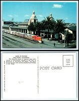 CALIFORNIA Postcard - San Diego, Santa Fe Station O28
