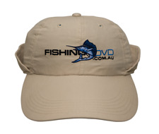 Upper Downer Fly Fishing Caps