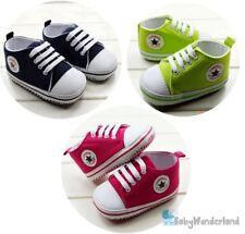 Baby Boys Girls Non Slip Sport Multi Styles Shoes Prewalker Sneaker size 0-2Year