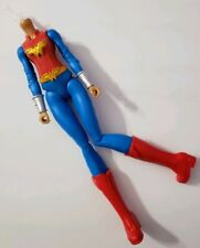 """DC SUPERHERO GIRLS ACTION DOLL WONDER WOMAN 12"""" NUDE BODY ONLY REPLACEMENT OOAK"""