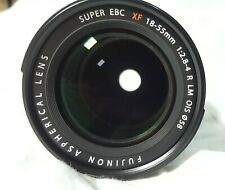 Fujifilm XF 18-55mm f2.8-4 R LM OIS + F/R Lens Caps + Filter Great Condition