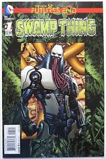 Swamp Thing #1 One Shot 2D Non Lenticular Cover DC Comics Futures New 52 (C2826)