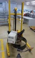 Drum bin lifter tipper tipping unit R.N. Wilson Lift & Shift