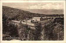 Kastell Saalburg Hessen Taunus ~1920/30 Gesamtansicht der Burganlage ungelaufen