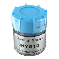 1pc Heatsink Cooler For CPU PC Thermal Silver Grease Conductive Silicone Paste