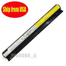 Battery for Lenovo IdeaPad G400s G405s S410p S510p Eraser Z40 Z50 Z70 L12S4E01