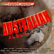 ***  THE BEST EVER AUSTRALIAN ALBUM / VARIOUS ARTISTS  - 2 CD SET