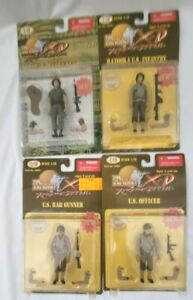 Vintage - The Ultimate Soldier - Xtreme Detail - Set of 4 NEW IN BOX