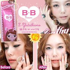 CathyDoll BB Cream L-Glutathione SPF59 PA+++ Whitening Face Aura Pore Mininize