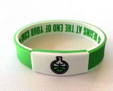 DEUCE IN THE LAB Motivational Wristband Bracelet FREE EXPEDITIED SHIP
