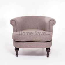 New Felix Fabric Arm Chair Tub Chair Home Interior living Room Furniture
