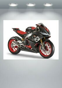 Aprilia Rs660 Concept Super Bike Large Poster Art Print