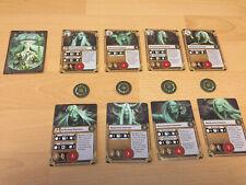 WHU Ylthari's Guardians - tokens, promo fighters card ENG. ver. - no orginal box