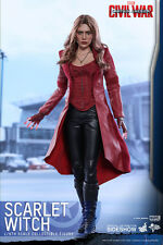 1/6 Captain America Civil War Scarlet Witch MMS by Hot Toys 902740