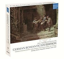 Various Artists - German Romantic Music Edition / Various [New CD] UK - Import