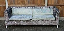 Designer Guild Velvet Sofa