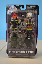 MINIMATES MAX SERIES 1 ELITE HEROES BOX SET 4 PACK