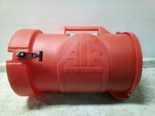 Air Systems International CVFCAN1225 25 Ft Duct L 25 In L Orange Duct Canister