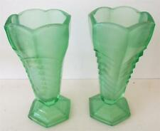 Britain Vaseline/Pearline Date-Lined Glass