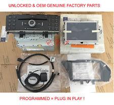 08~12 Mercedes GENUINE X204 GLK300 GLK350 Navigation Comand Changer LCD Monitor