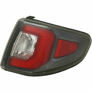 Tail Light For 2013-2016 GMC Acadia 2017 GMC Acadia Limited Right Outer