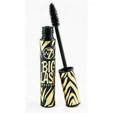 W7 Cosmetics Big Lash Black Mascara Lengthening, Thickening, False Lash Effect