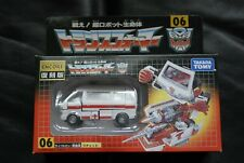 Transformers Encore G1 Ratchet,New Boxed+Premium stickers Applied