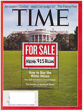 TIME Magazine August 13, 2012 Buying Elections, Karl Rove, Ebola, Romney, Google