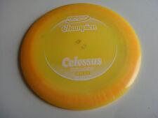 New Disc Golf Innova Bright Orange Champion Colossus 167g Long Distance Driver